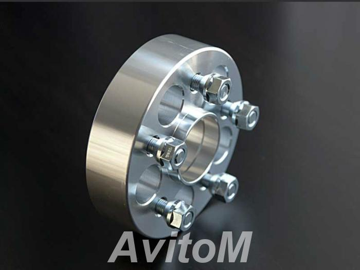 Проставки Vektor для колес Infiniti 50mm, Вся Россия
