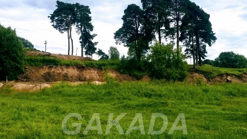 Участок 16 соток в петле реки на первой линии под Псковом,  Псков