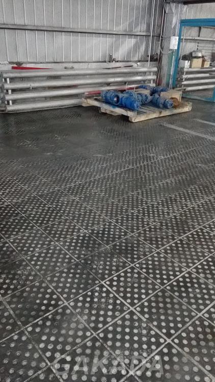 Плитка наполная металлическая перфорированная, Вся Россия