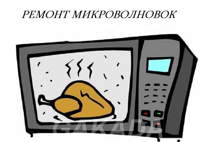 Ремонт микроволновок и мультиварок,  Брянск