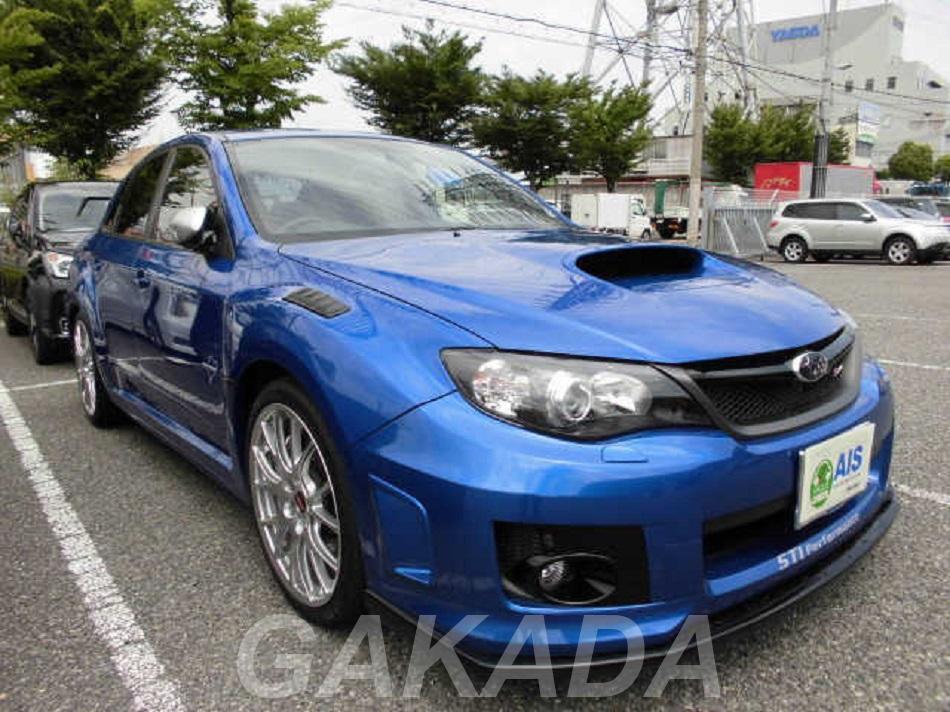 Купить спорт полный привод Subaru Impreza WRX, Вся Россия