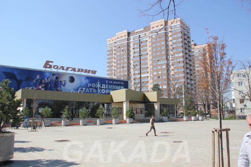 2х комнатная квартира в центре городской жизни,  Краснодар