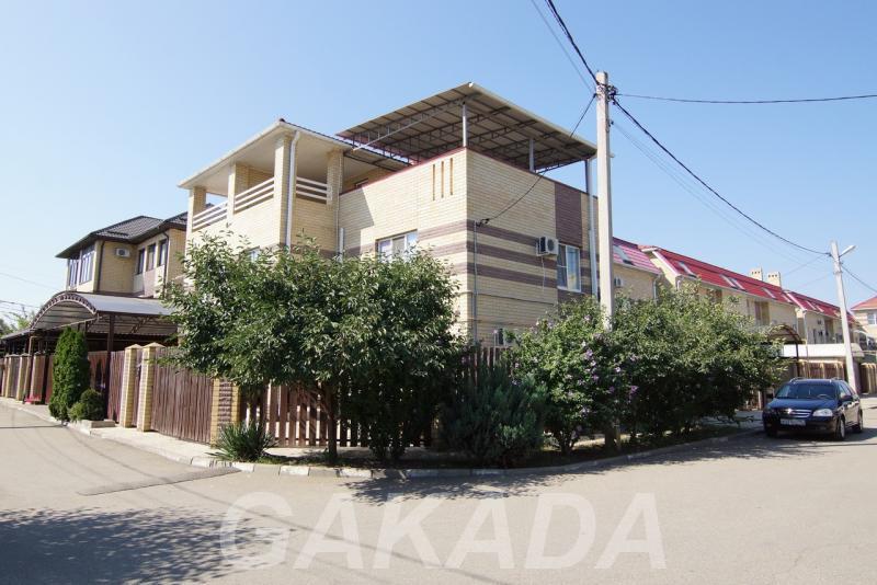 Интересное решение дома для южного города,  Краснодар