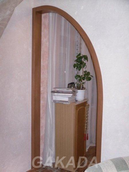 Монтаж и отделка арок из гипсокартона, Тольятти