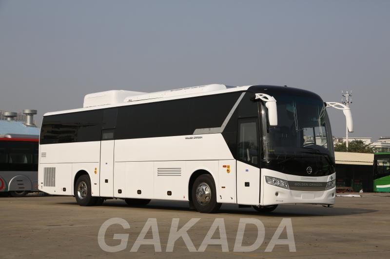 Туристический автобус Golden Dragon XML 6127 CNG на метане, Вся Россия