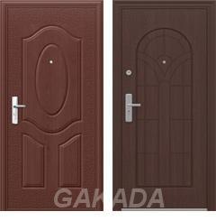 Входная металлическая дверь, Батецкий
