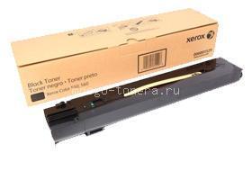 Тонер-картридж Xerox Color 550 560 чёрный, Вся Россия