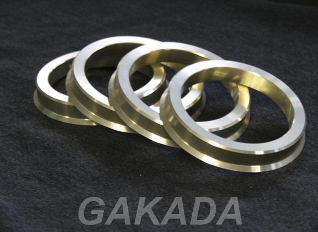 Центровочные кольца 73 1 57 1 алюминий от Вектор, Вся Россия