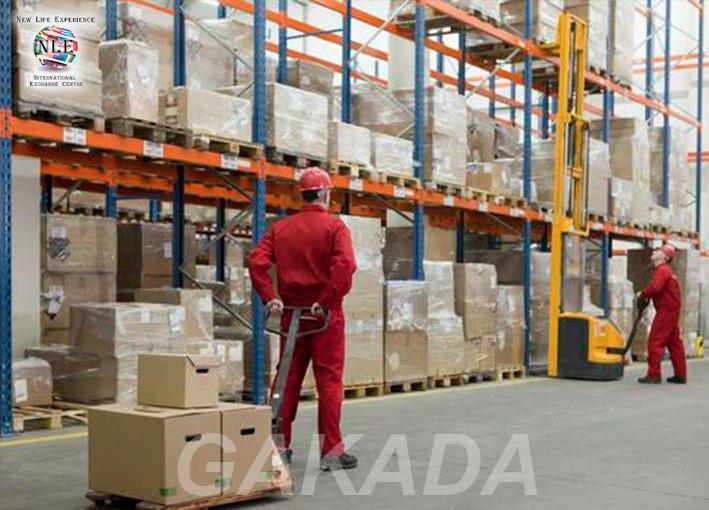 Работа для мужчин и женщин на складах, Домодедово