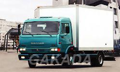 Маз Зубренок тент фургон,  Москва
