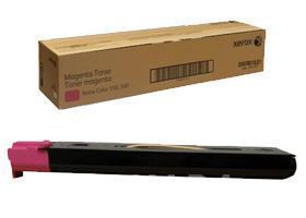 Тонер-картридж Xerox Color 550 560 красный, Вся Россия