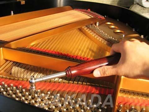 Настройка фортепиано,  Москва
