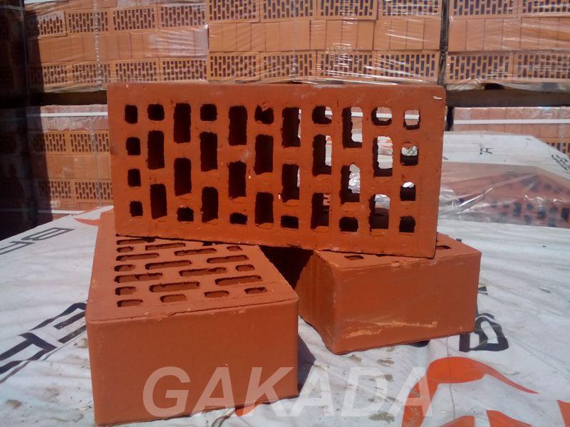Облицовочный керамический кирпич, Симферополь