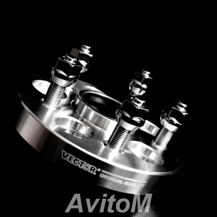 Проставки для Range Rover Evoque 25mm Vektor, Вся Россия