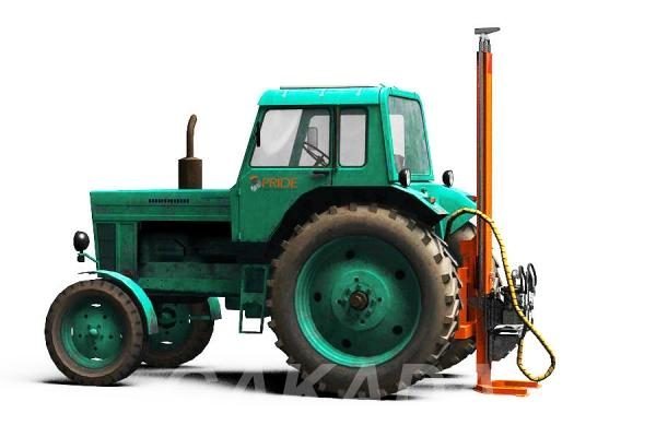 Тракторный навес УБН-Т, Вся Россия