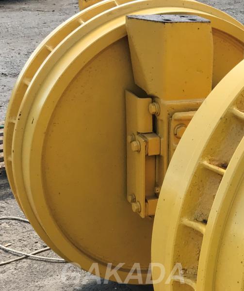 Колесо натяжное ЧЕТРА Промтрактор Т3501 Т2501 Т2001 Т1501,  Якутск