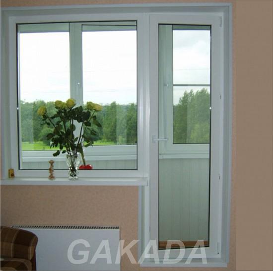 Балконные двери ПВХ, Сочи