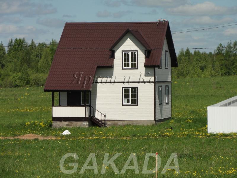 Новый теплый дом рядом с потрясающим озером Плещеево,  Москва