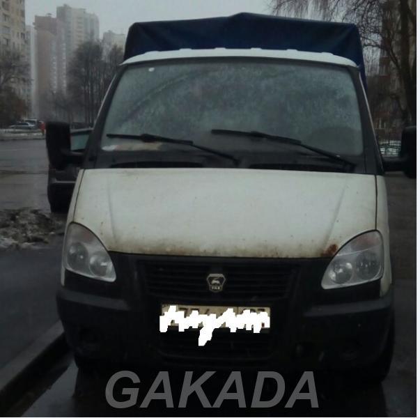 Газель Газ-33025, грузовой бортовой,  Москва