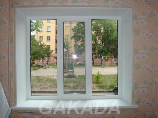 Ремонт металлопластиковых окон,  Санкт-Петербург