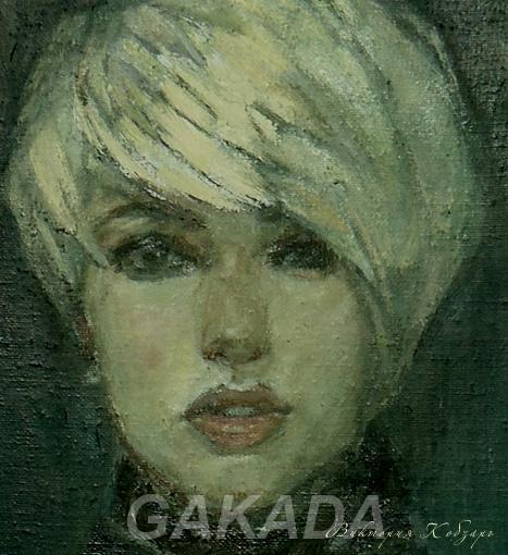 Картина портрет на заказ с фотографии, Сочи