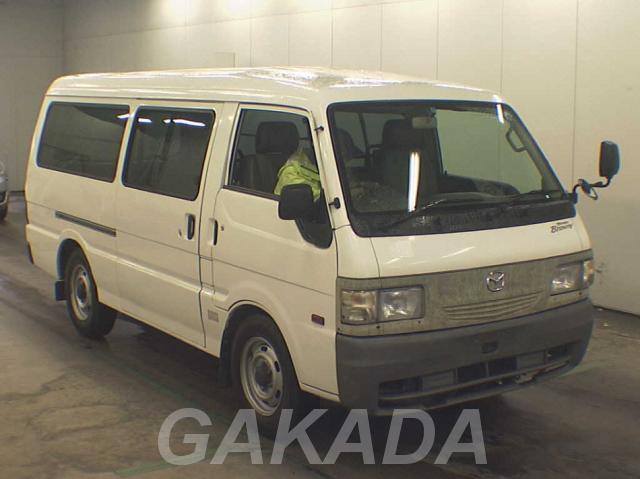 Mazda Bongo Van грузопассажирский 6-ти местный, Вся Россия