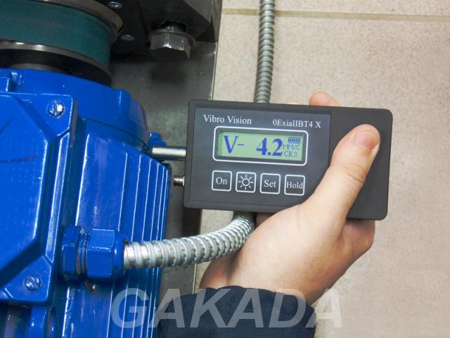 Бесплатная вибродиагностика пром оборудования,  Челябинск