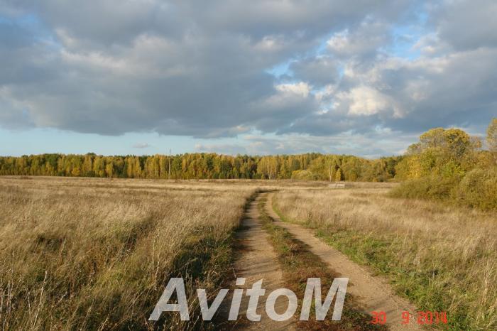 Продается 90ГА земли с мини-фермой и жилым домом, Мосальск