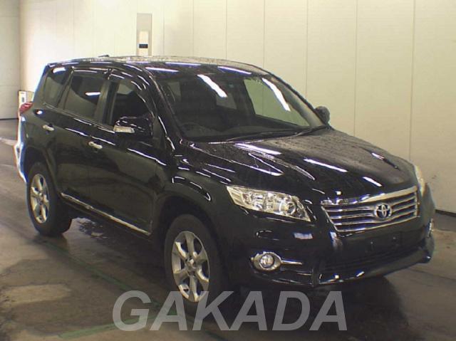 Полноприводный кроссовер Toyota vanguard, Вся Россия