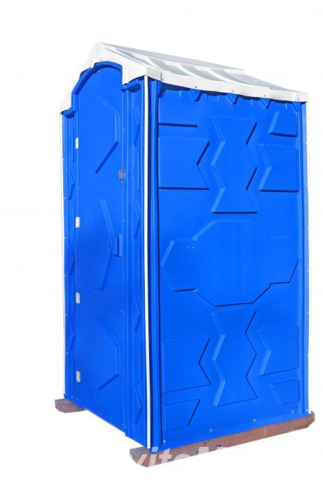 Мобильная туалетная кабина Эконом Ecogr,  Вологда