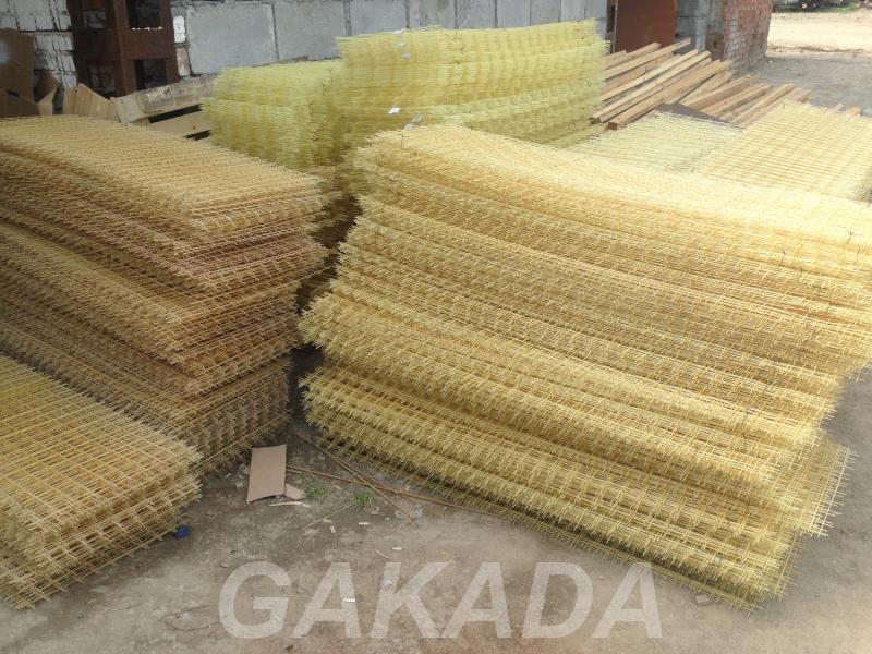 Производство и продажа композитной кладочной сетки,  Москва