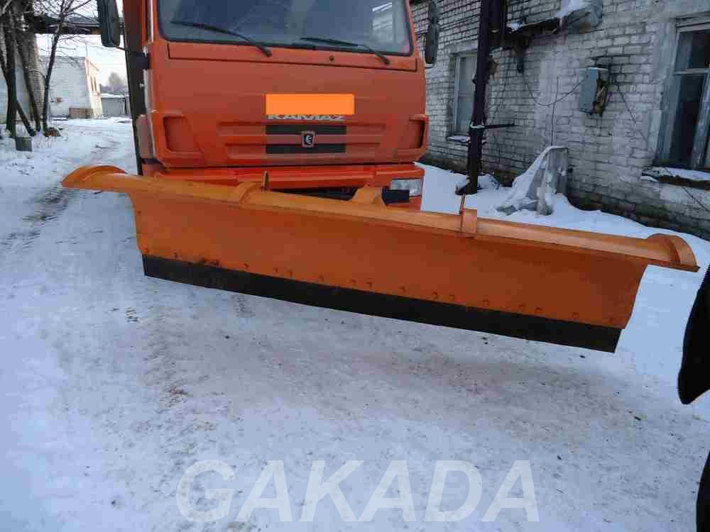 Отвал поворотный дорожный ОД-4, Вся Россия