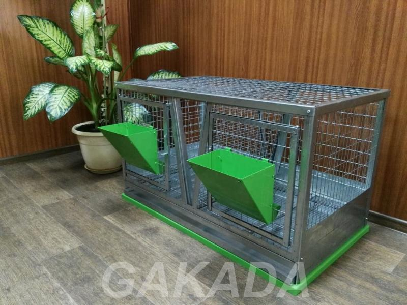 Продажа клеток для кролика,  Москва