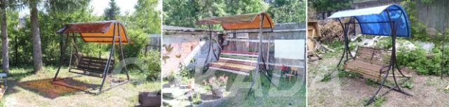 Садовые качели, Новая Усмань