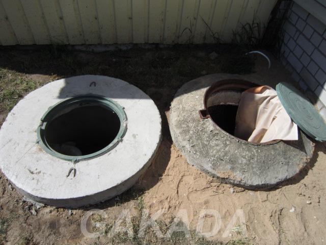 Септик из бетонных колец, Вся Россия