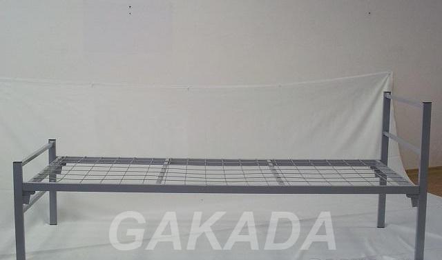 Кровати с прочными металлическими сетками ЛДСП кровати, Тольятти