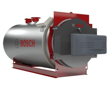 Промышленные котлы Bosch, Вся Россия