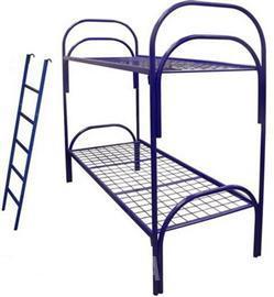 Кровати с металлическими сетками и боковушками,  Тюмень