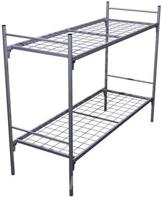 Практичные металлические кровати для номеров,  Кострома