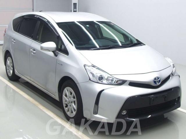 Минивэн 7 мест гибрид Toyota Prius Alpha кузов ZVW40W моди, Вся Россия