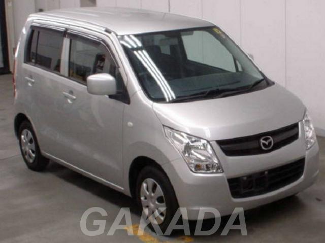 Mazda Az-wagon цвет серебряный минивэн, Вся Россия