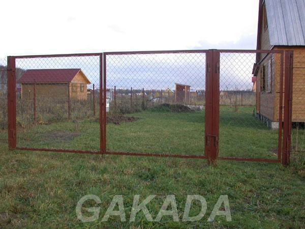 Садовые ворота и калитки, Суворов