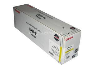 Тонер-картридж Canon C-EXV8 GPR-11 Yellow жёлтый, Вся Россия