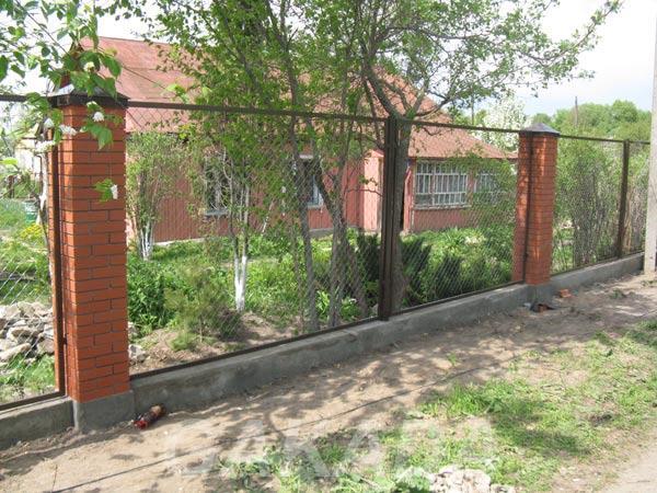Заборные секции от производителя, Шатура
