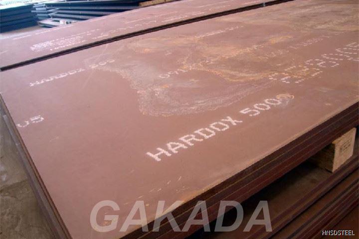 Броневые листы Хардокс, Вся Россия
