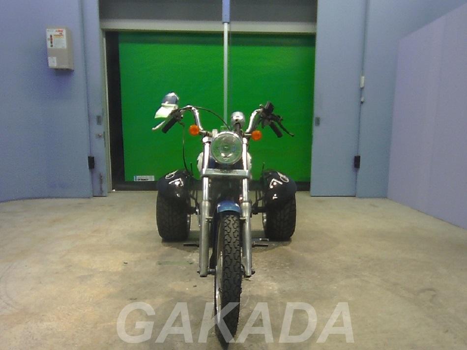 Honda Jazz Trike крутой под старину молодежный, Вся Россия