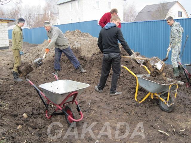 Работа подсобным, Вся Россия