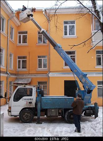 Аренда автовышки,  Москва