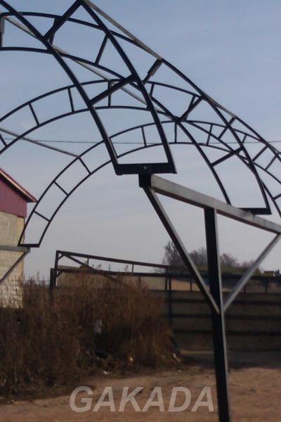 Навес из поликарбоната для автомобиля Доставка,  Волгоград