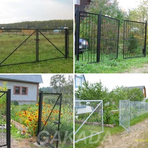 Садовые ворота и калитки готовы к установке,  Краснодар